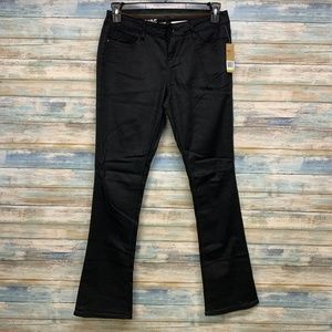 DKNY Jeans 4 x 33 Women's Eastside Black Boot cut